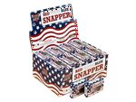 Product Image for Big Fireworks Snappers -Red White Blue